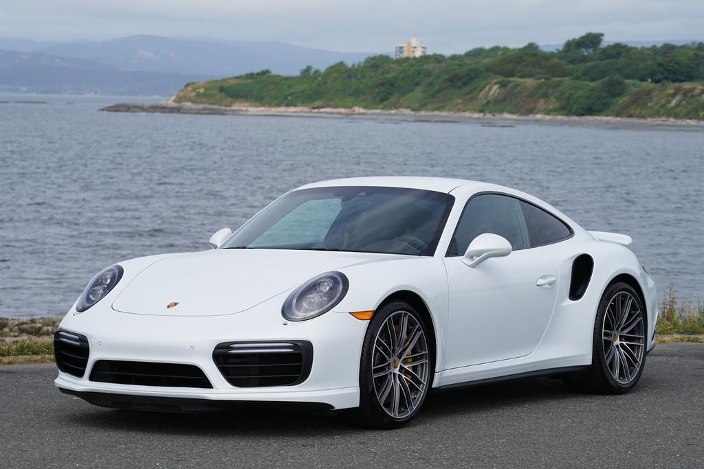 2017 Porsche 911 Turbo for sale