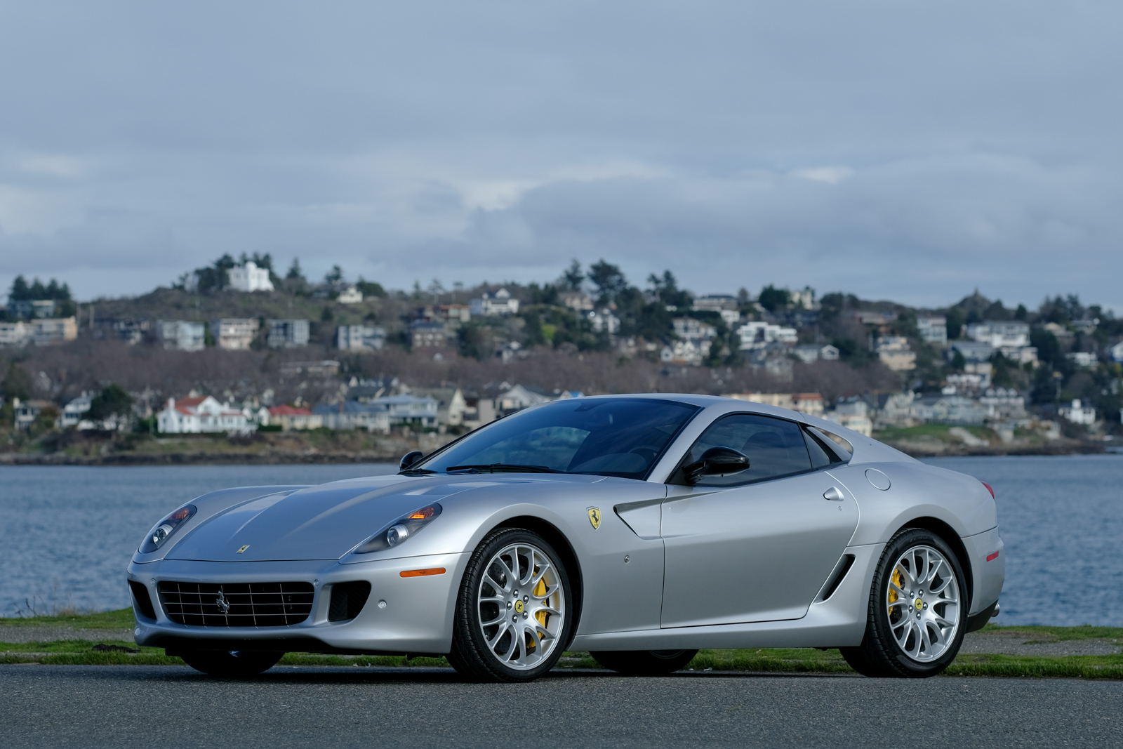 2007 Ferrari 599 GTB Fiorano F1 for sale