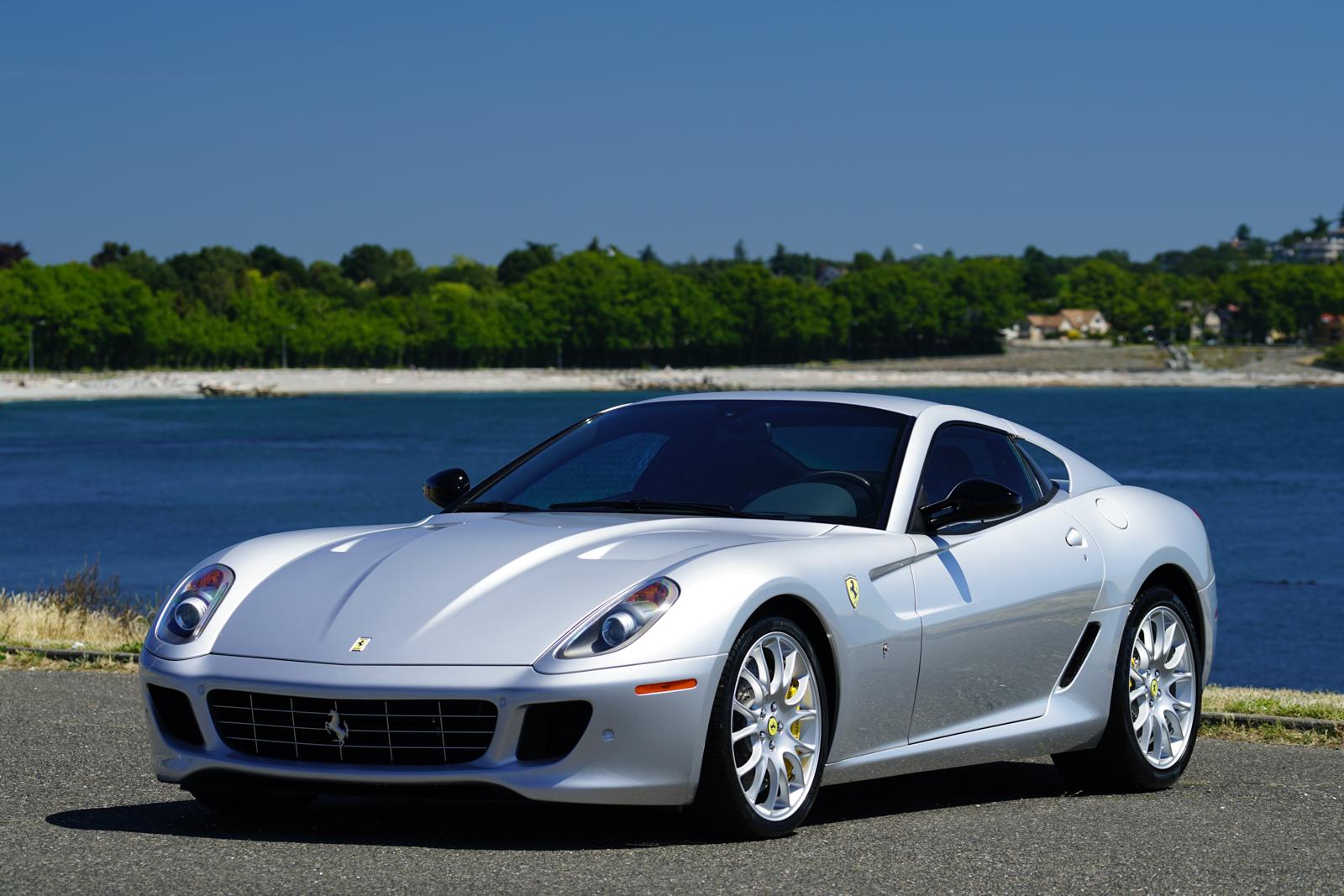 2007 Ferrari 599 GTB Fiorano for sale