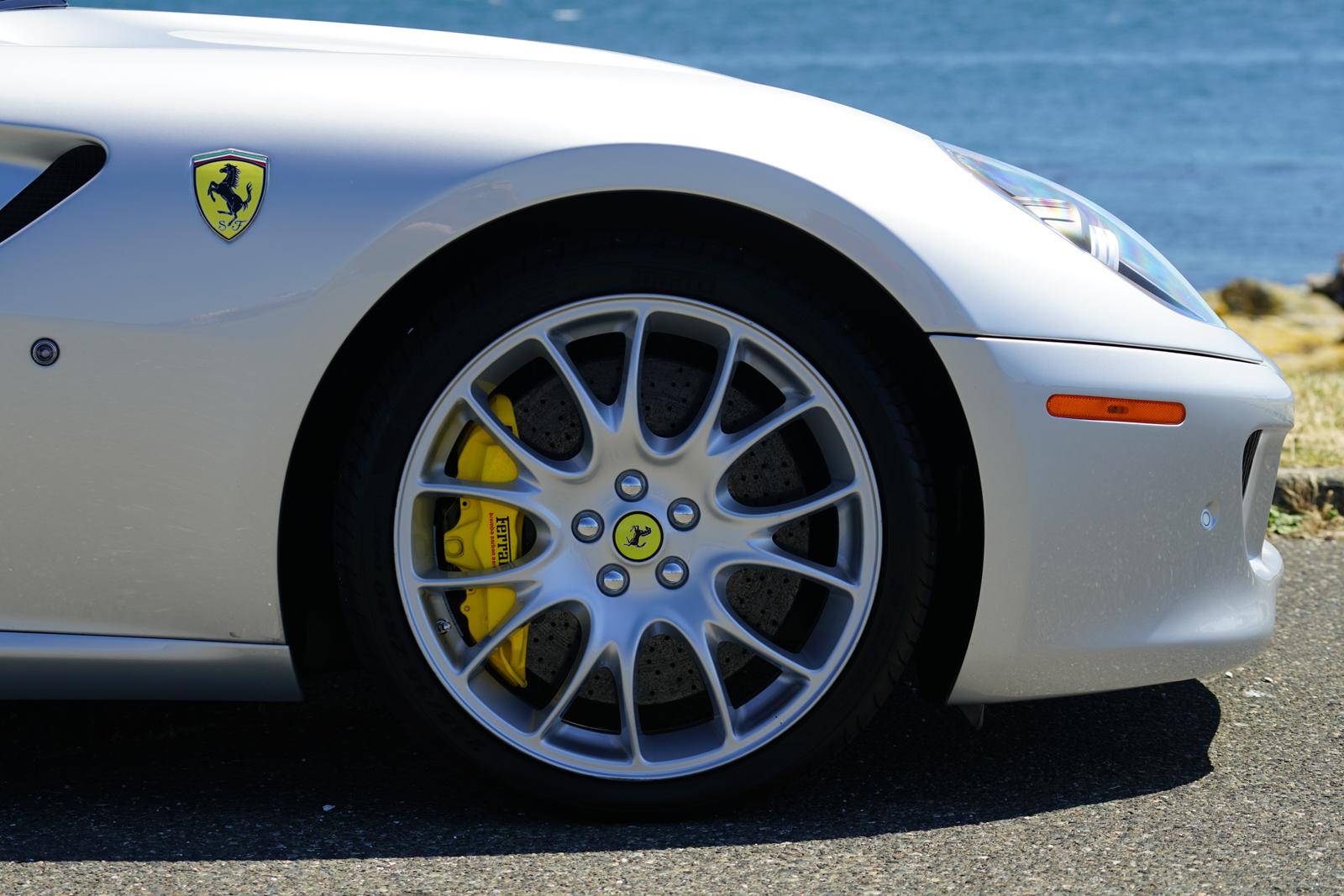 2007 Ferrari 599 GTB Fiorano F1 for sale