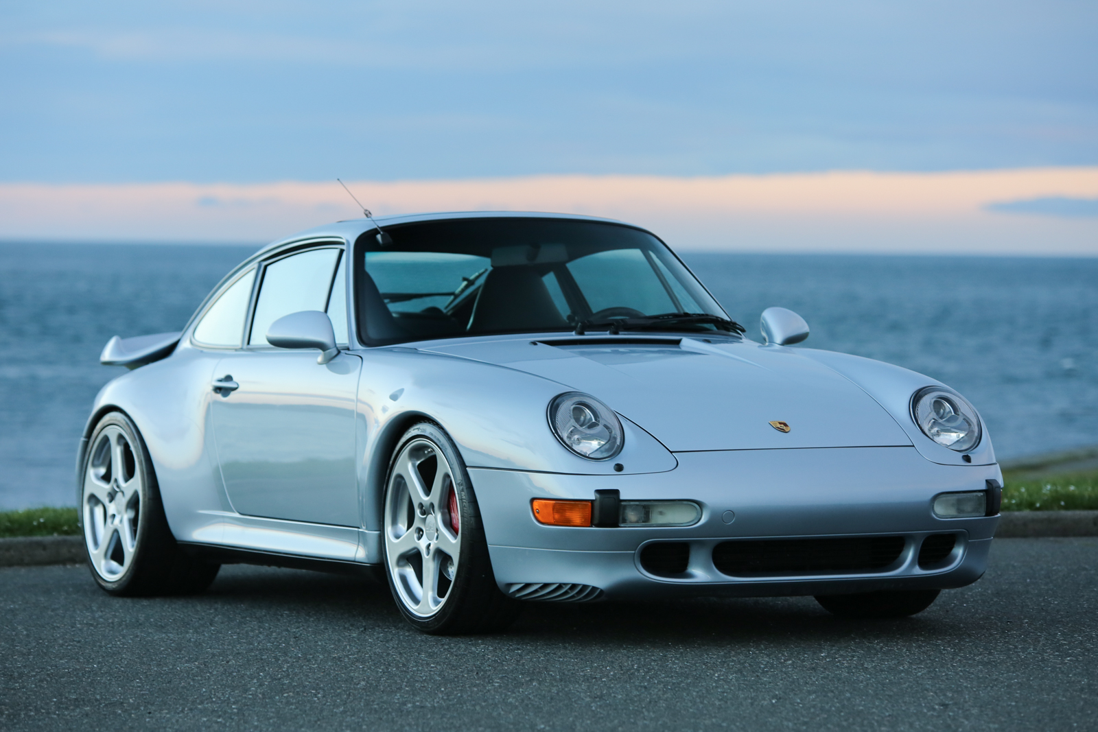 1996 Porsche 993 Turbo (911) for sale