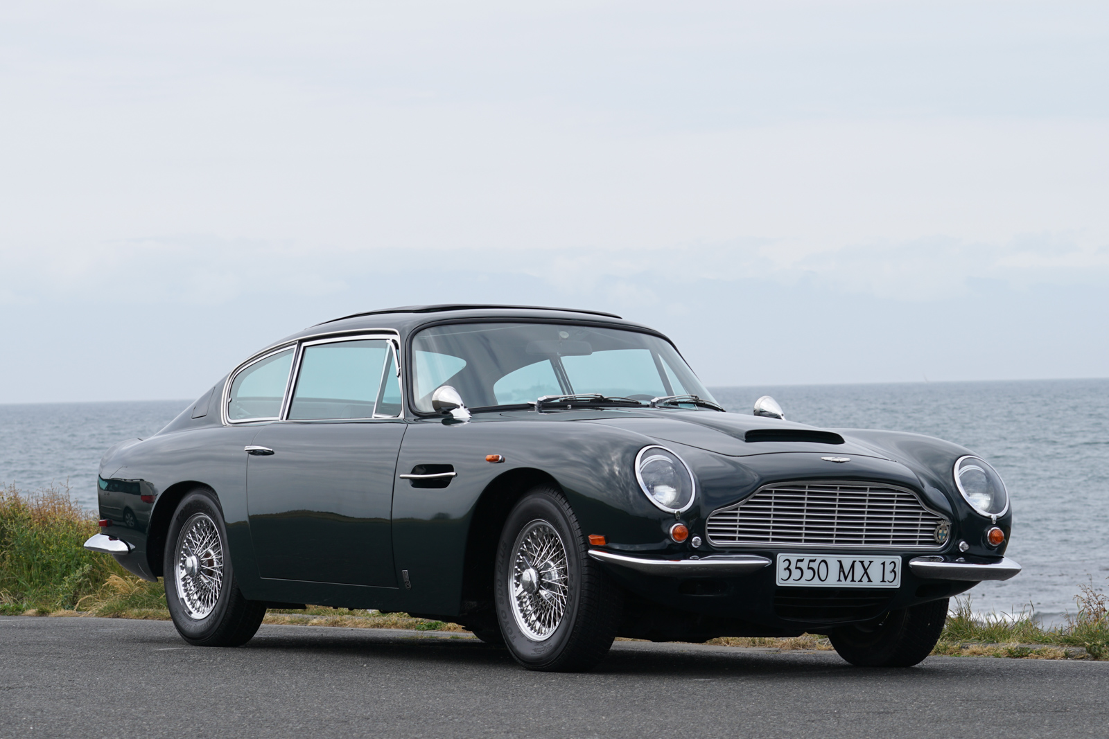 Aston Martin DB For Sale Silver Arrow Cars Ltd - Aston martin 1970 for sale