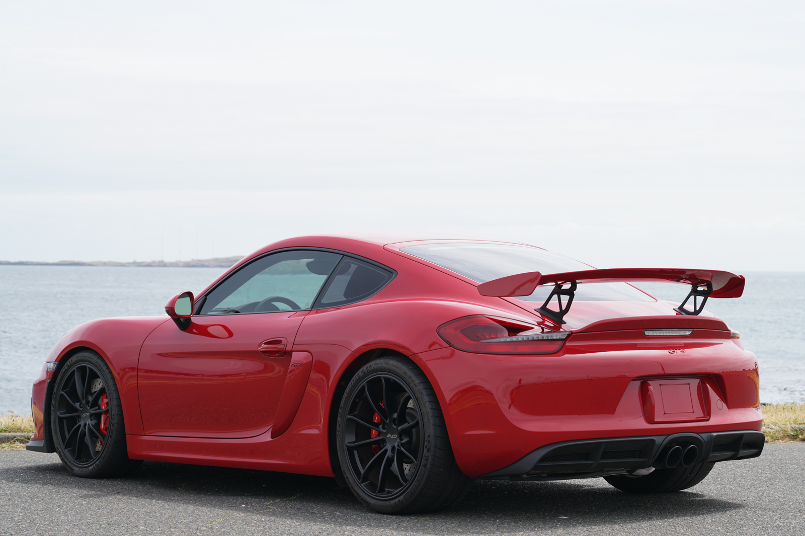 2016 Porsche Cayman Gt4 Silver Arrow Cars Ltd