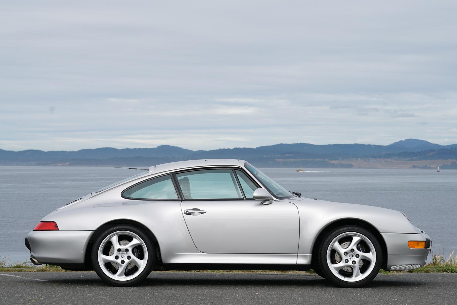 1997 Porsche 911 993 Carrera S For Sale Silver Arrow