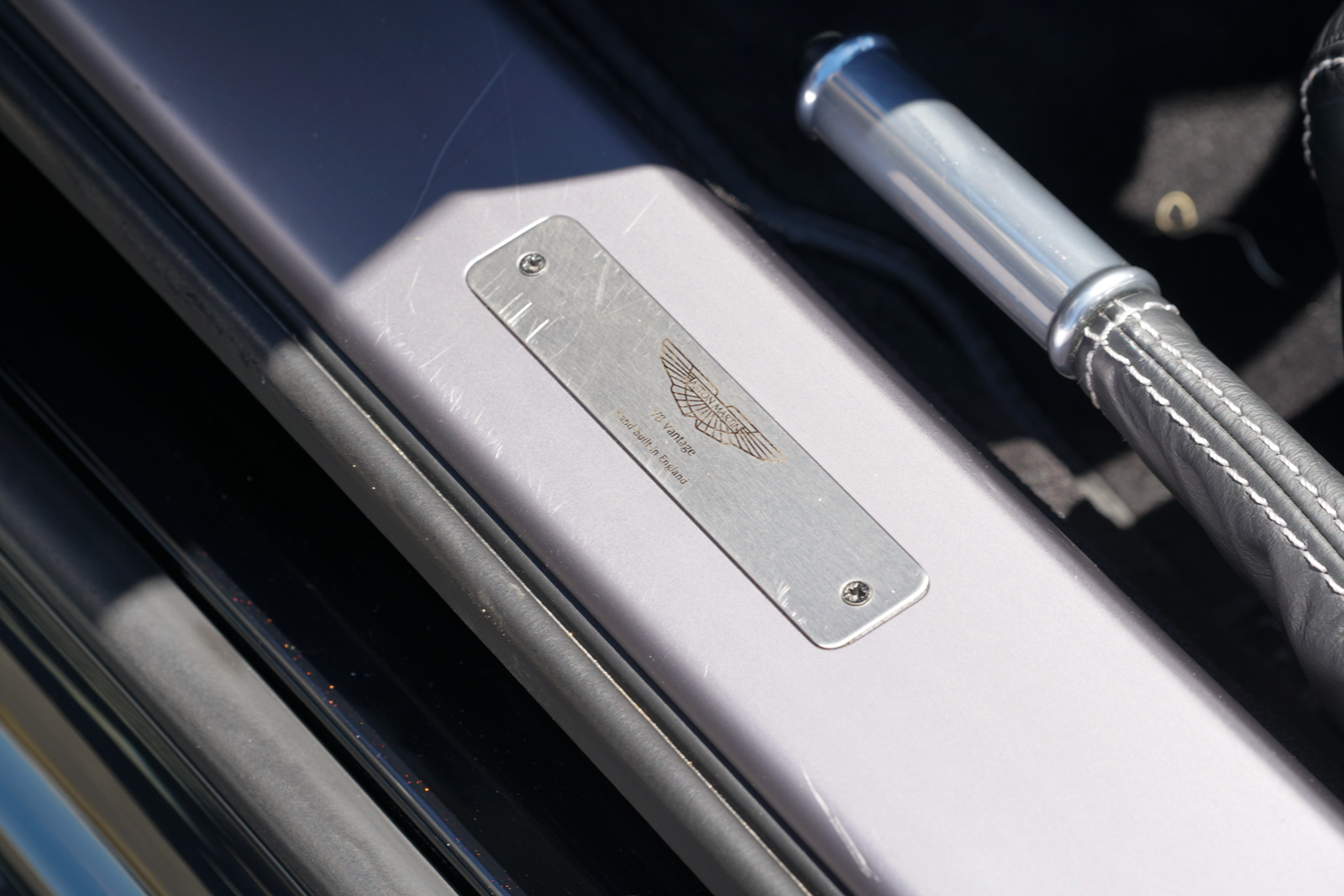 2010 Aston Martin V8 Vantage Roadster for sale