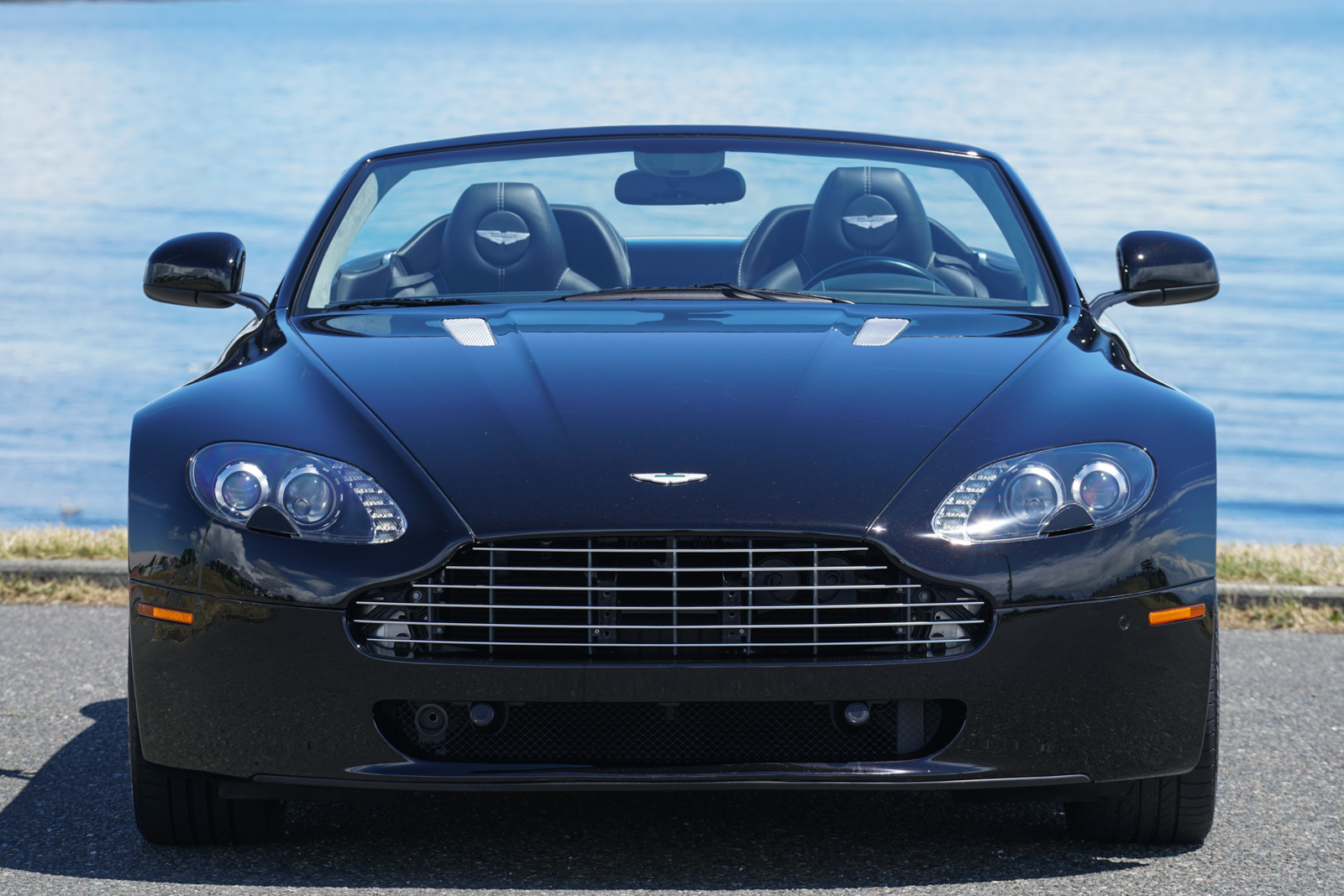 2010 Aston Martin Vantage For Sale Silver Arrow Cars