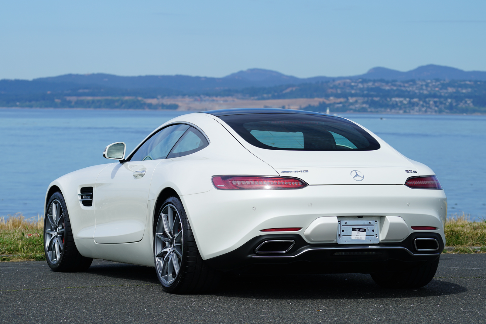 2016 Mercedes-Benz AMG GT S for sale