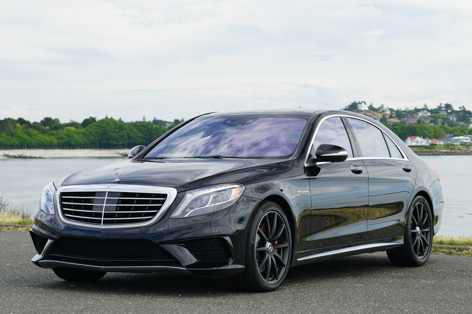 2015 Mercedes-Benz S63 AMG for sale