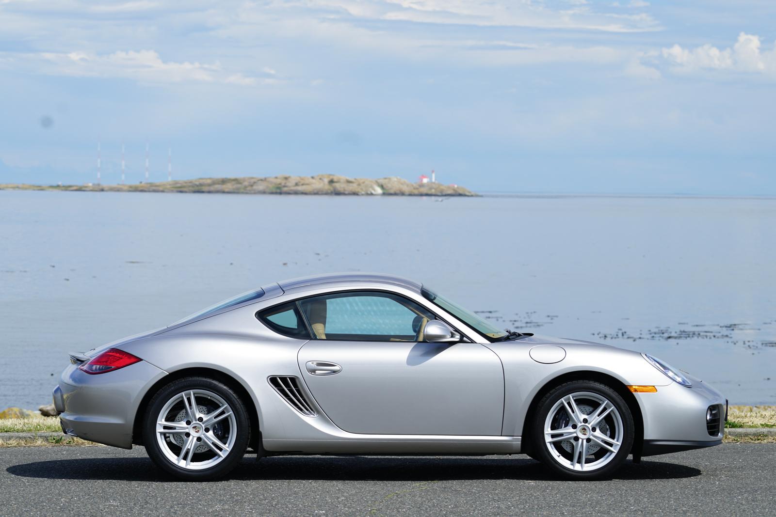 2012 Porsche Cayman For Sale Silver Arrow Cars Ltd