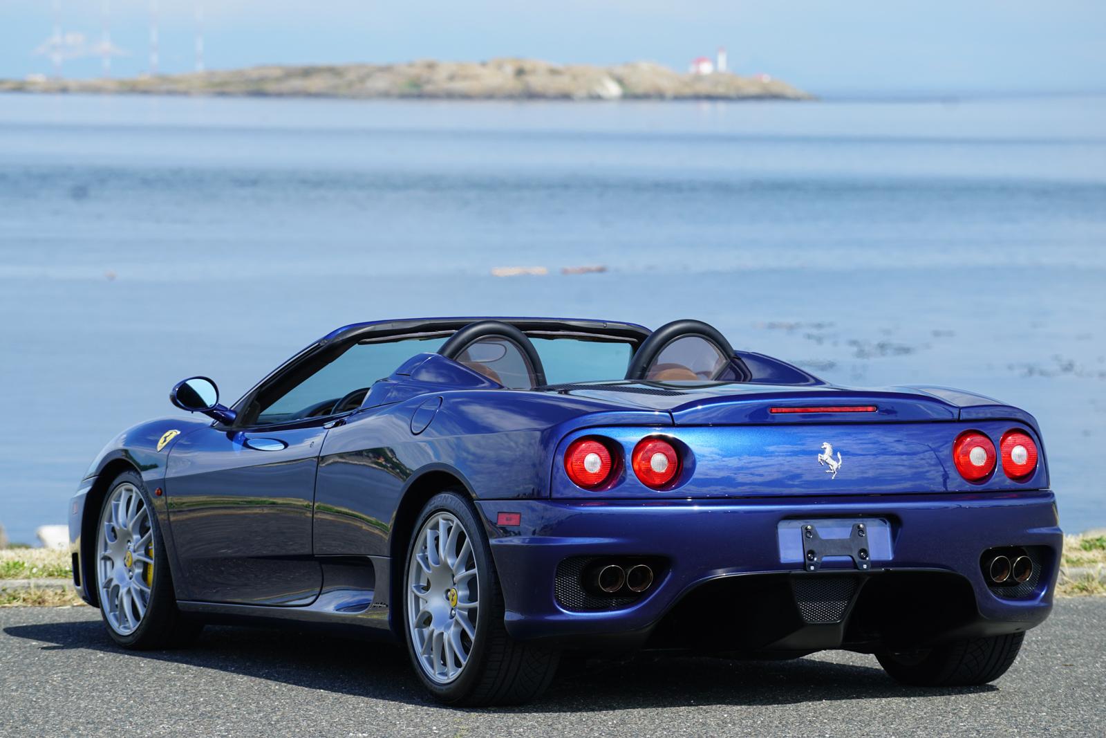 2003 ferrari 360 spider f1 for sale silver arrow cars ltd 2003 ferrari 360 spider f1 for sale vanachro Images