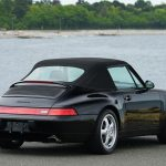 1997 Porsche 911/993 Carrera Cabriolet for sale