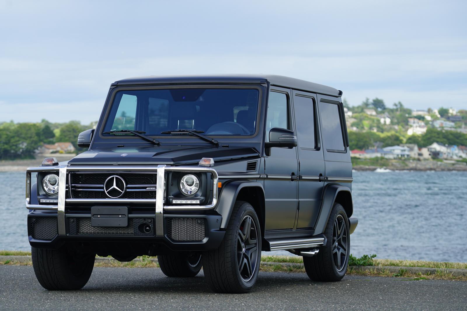 2016 mercedes benz g63 amg for sale silver arrow cars ltd. Black Bedroom Furniture Sets. Home Design Ideas
