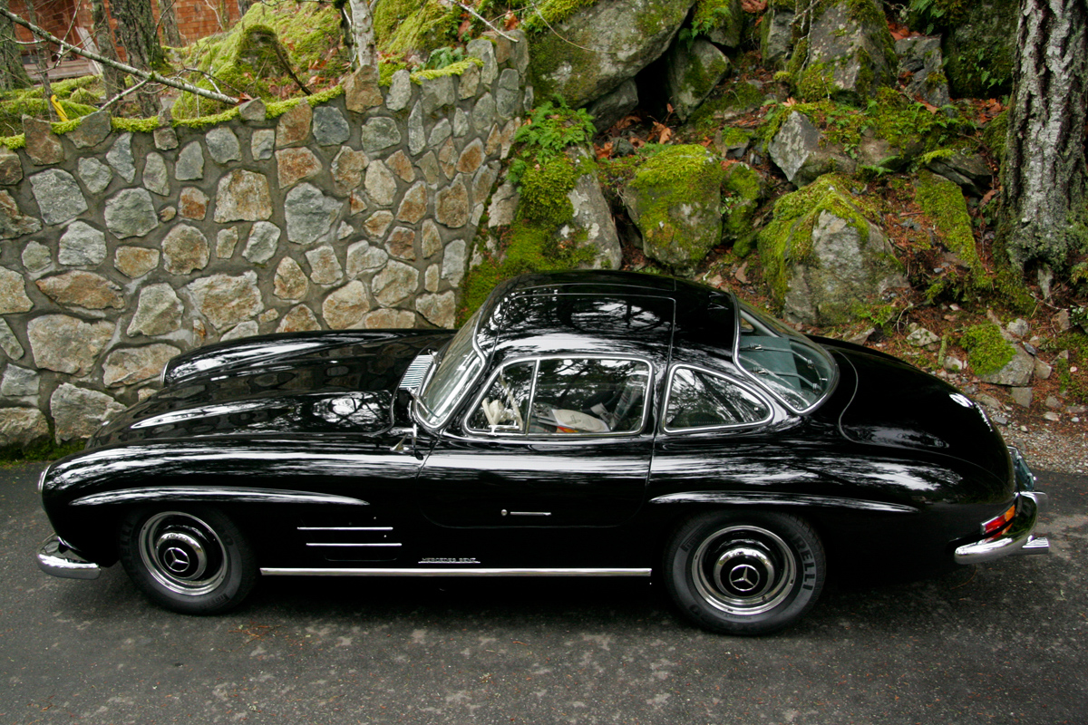 1954 mercedes benz 300sl gullwing for sale silver arrow for Mercedes benz for sales