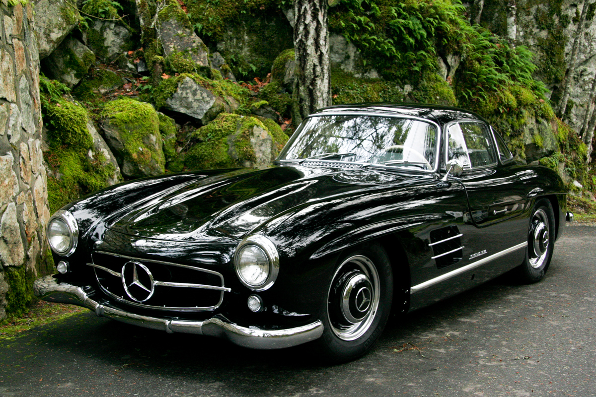 1954 mercedes benz 300sl gullwing for sale silver arrow ForMercedes Benz 300sl Gullwing For Sale