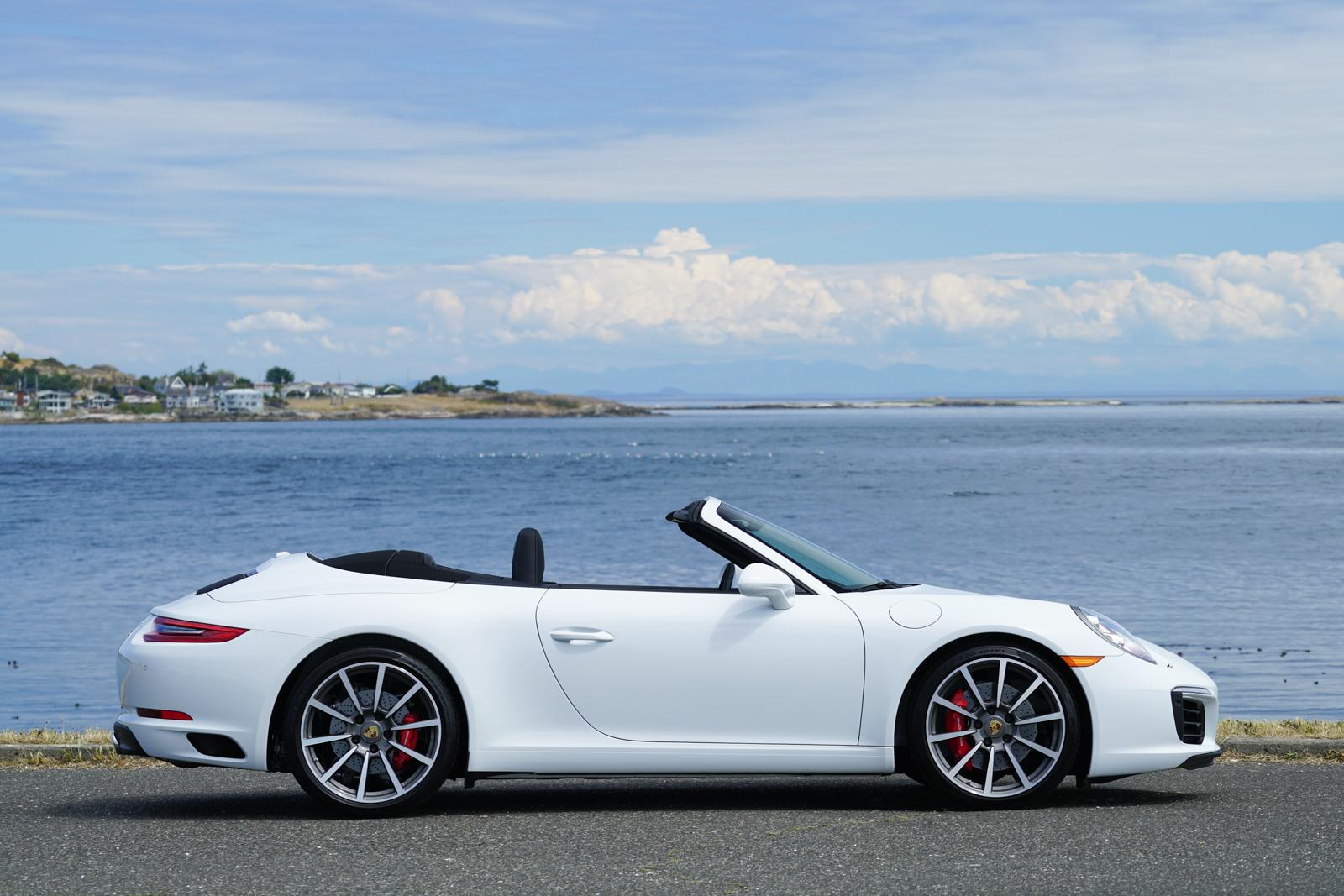 2017 Porsche 911 Carrera S Cabriolet For
