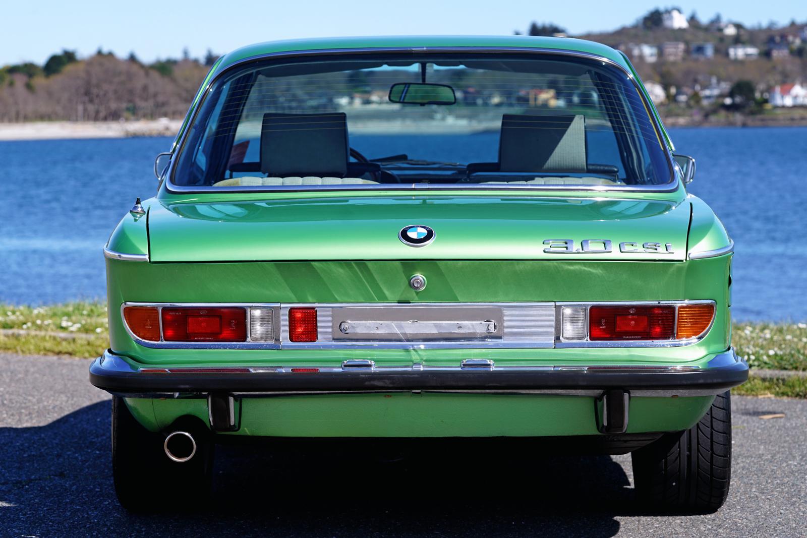 1972 Bmw 3 0 Csi For Sale Silver Arrow Cars Ltd