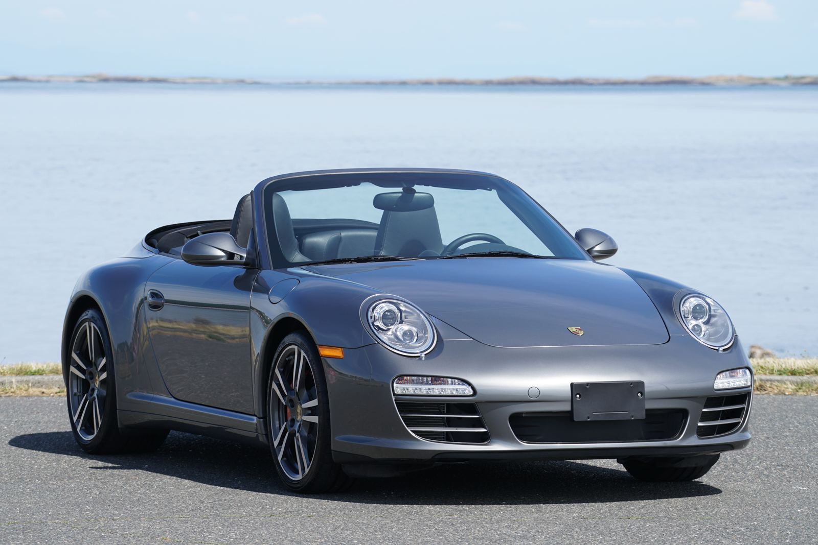2011 porsche 911 carrera 4s cabriolet for sale silver. Black Bedroom Furniture Sets. Home Design Ideas