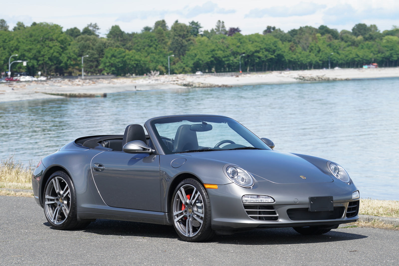 2011 Porsche 911 Carrera 4S Cabriolet for sale