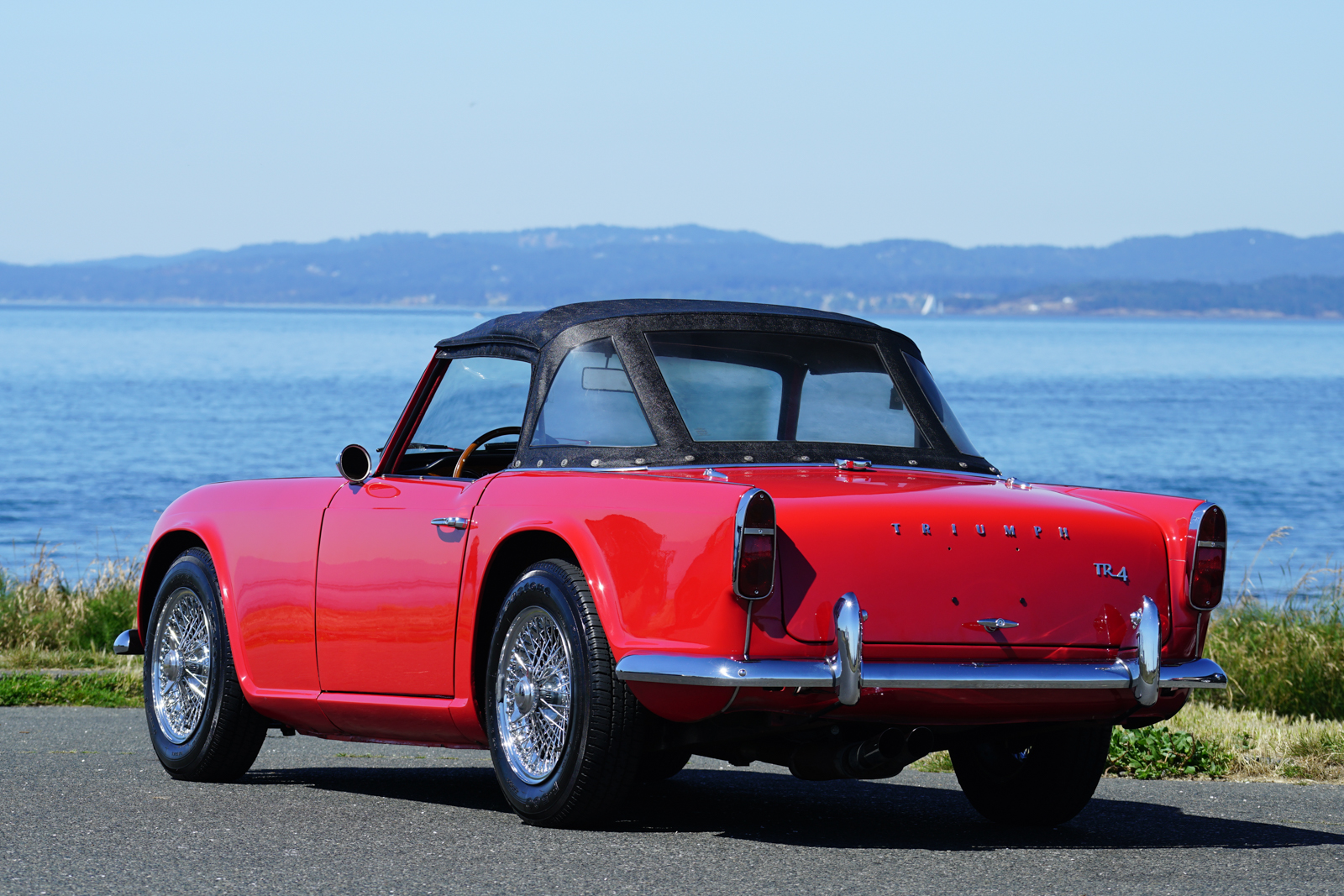 1963 Triumph TR4 For Sale | Silver Arrow Cars Ltd