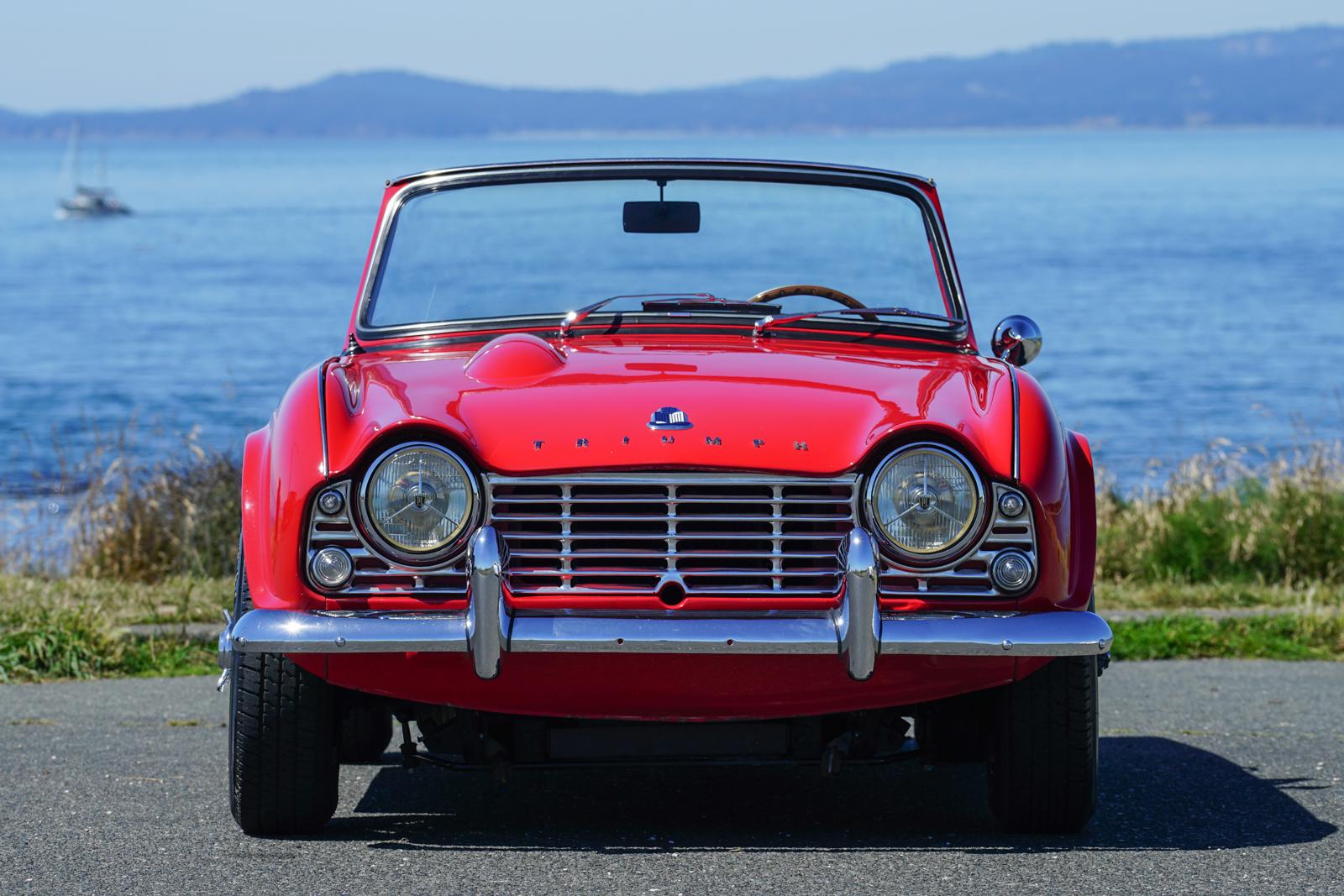 1963 Triumph TR4 For Sale | Silver Arrow Cars Ltd