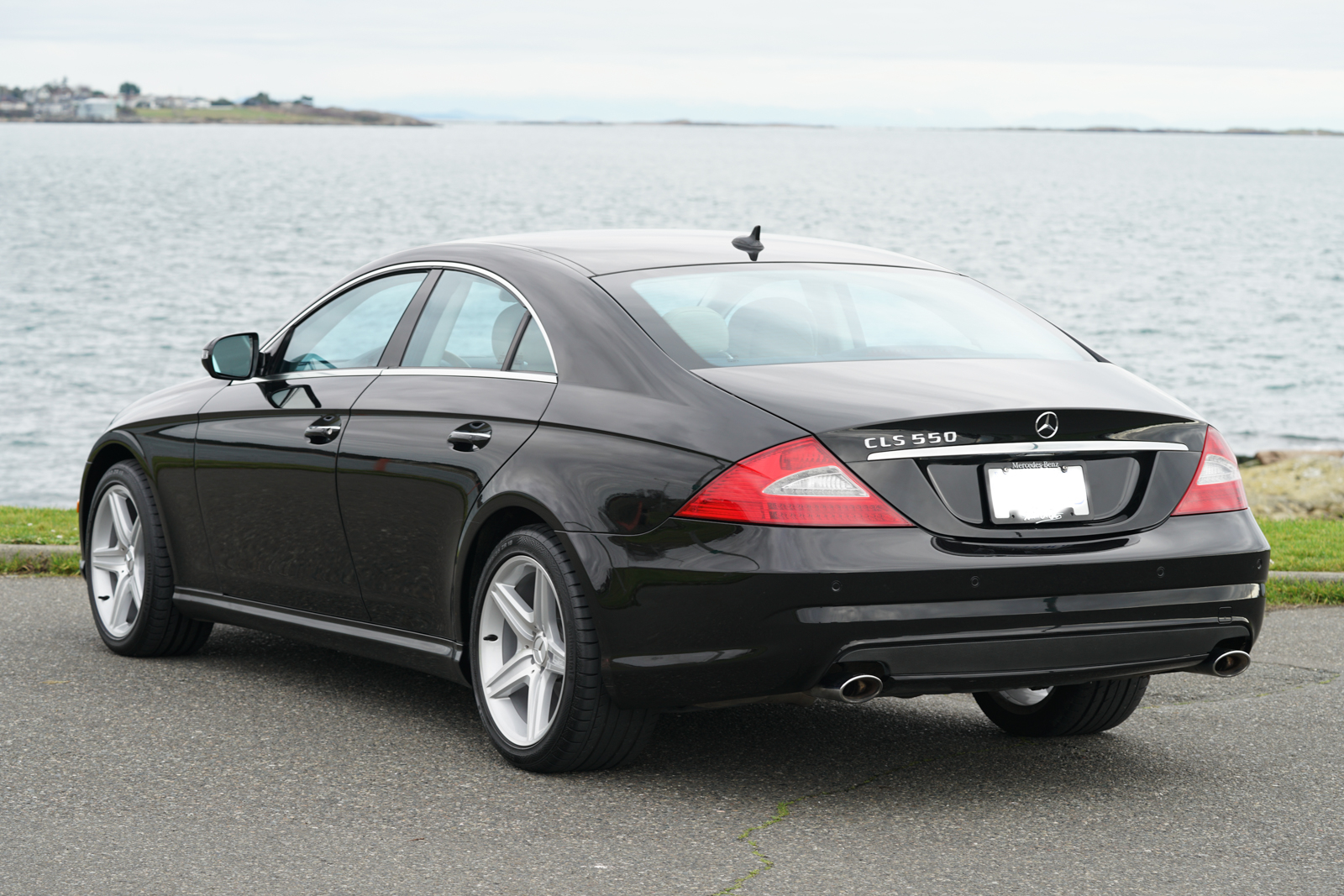 2009 mercedes benz cls 550 for sale silver arrow cars ltd for Mercedes benz cls 2009