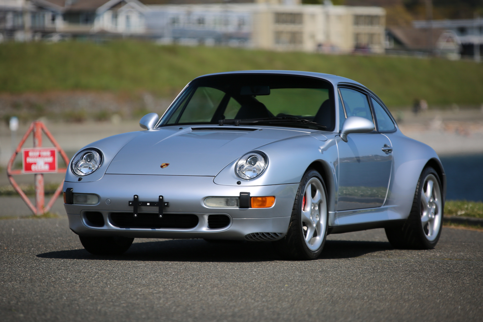 1996 Porsche 993 911 Carrera 4 S For Sale Silver Arrow