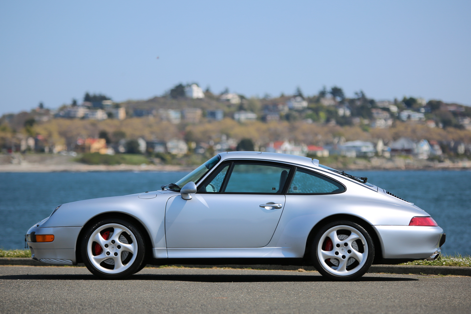 1996 Porsche 993 / 911 Carrera 4 S For Sale | Silver Arrow