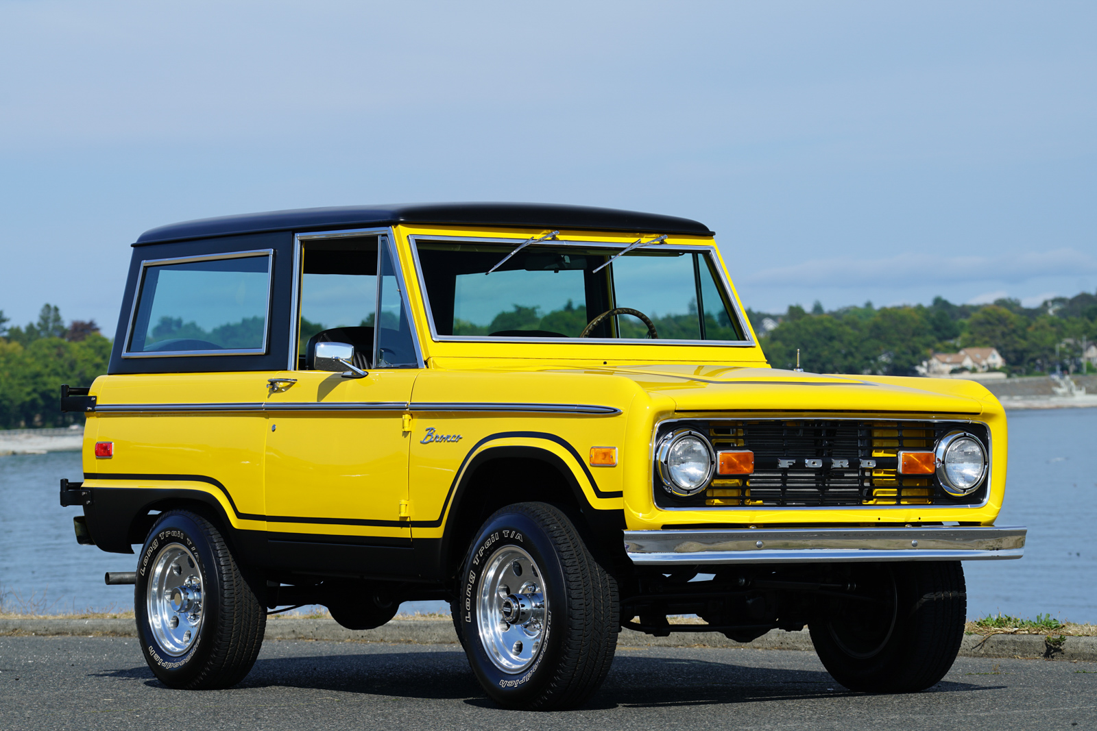 1976 Ford Bronco Ranger for sale