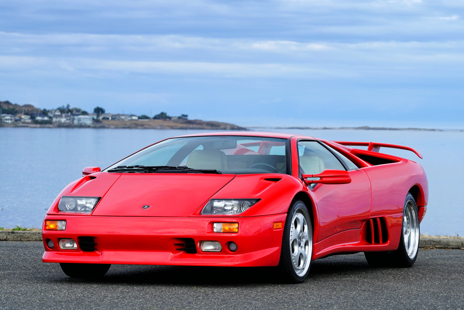 1999 lamborghini diablo vt coupe for sale
