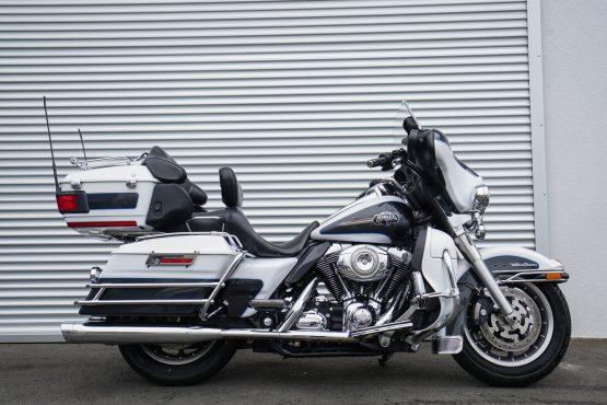 2008 Harley-Davidson Electra Glide Ultra Classic FLHTCU For Sale | Silver Arrow Cars Ltd. Victoria, BC