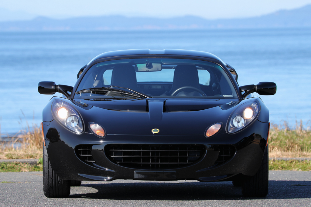2007 lotus elise sc for sale silver arrow cars ltd. Black Bedroom Furniture Sets. Home Design Ideas