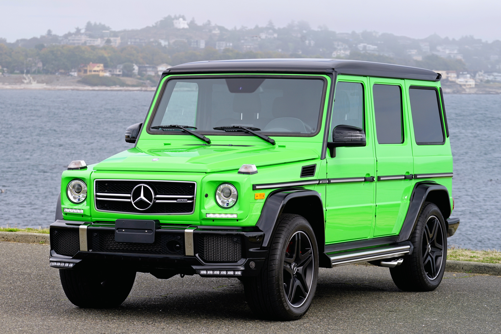 2015 Mercedes-Benz G63 AMG for sale