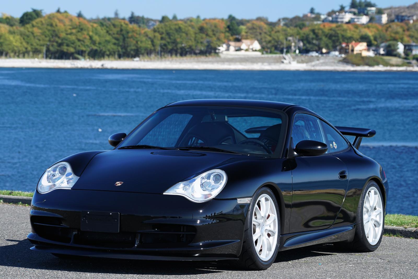 2004 Porsche 996 Cup For Sale: 2004 Porsche 911 GT3 (996.2) For Sale