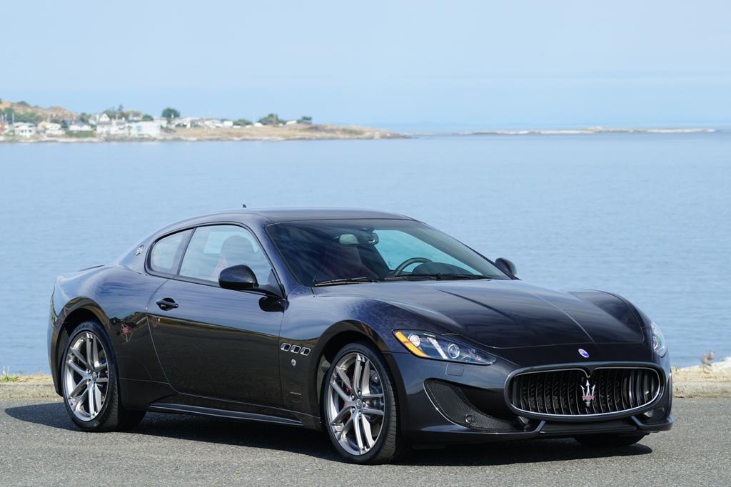2016 Maserati GranTurismo Sport 4.7 for sale
