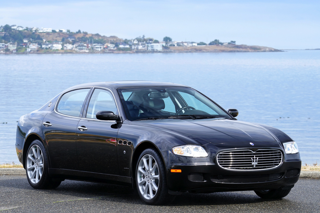 2005 Maserati Quattroporte Sport Duo GT for sale