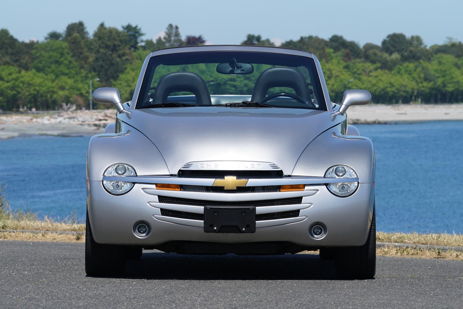 2004 Chevrolet SSR For Sale | Silver Arrow Cars Ltd