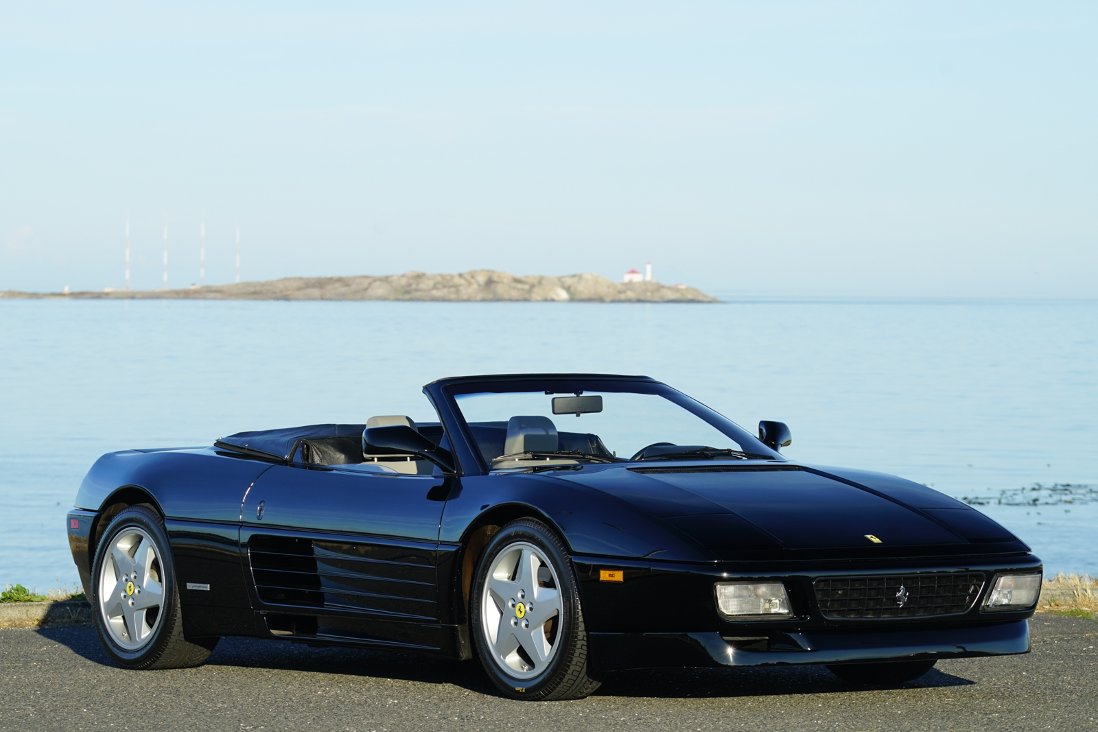 1994 Ferrari 348 Spider For Sale Silver Arrow Cars Ltd