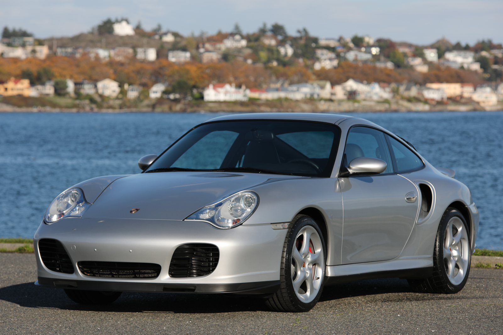 2003 porsche 911 turbo (996) for sale | silver arrow cars ltd