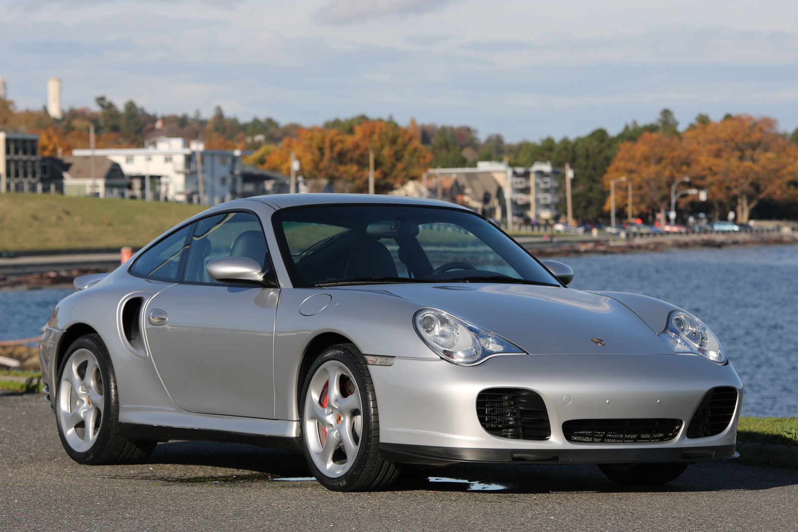 2003 porsche 911 turbo  996  for sale