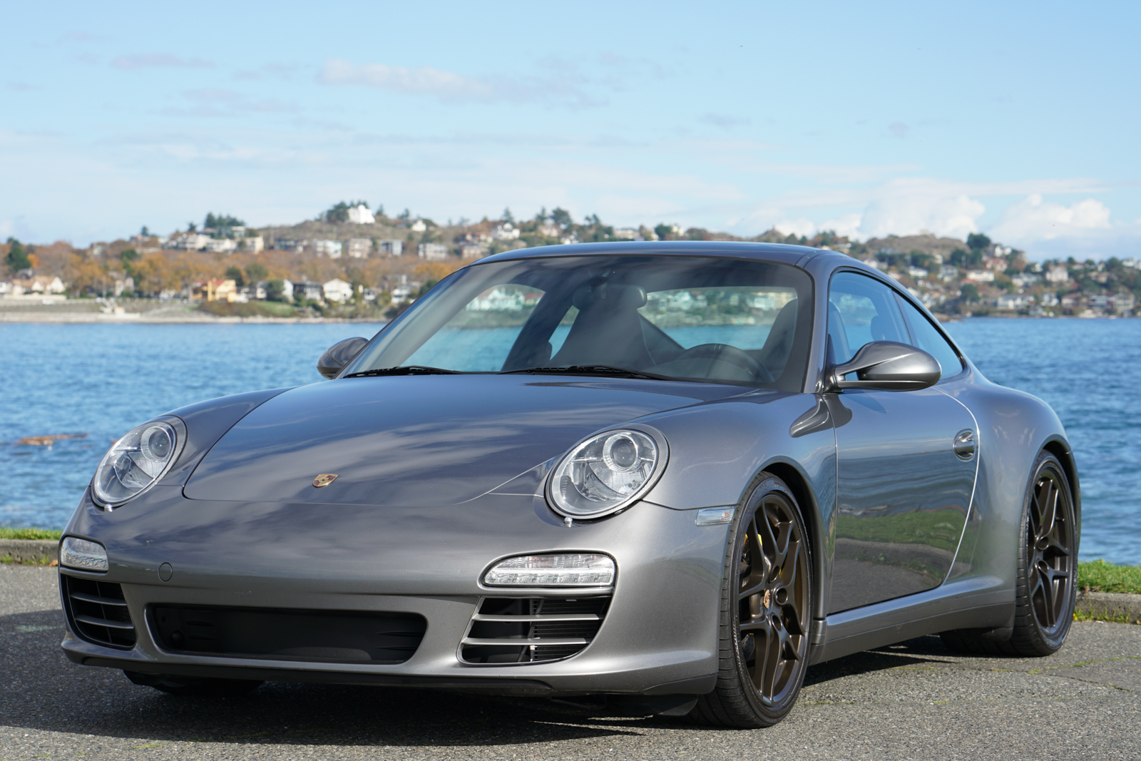 porsche 911/997 carrera 4s launch edition for sale | silver arrow cars