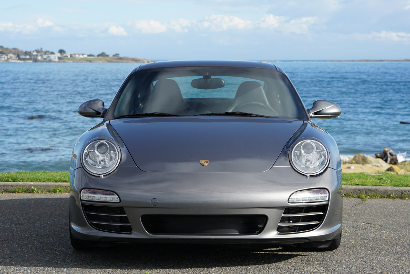 2009 Porsche 911 Carrera 4S Launch Edition for sale