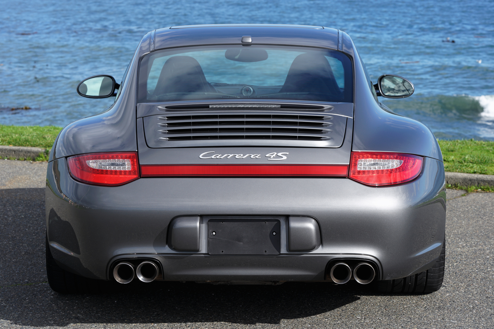 Porsche 911 997 Carrera 4s Launch Edition For Sale