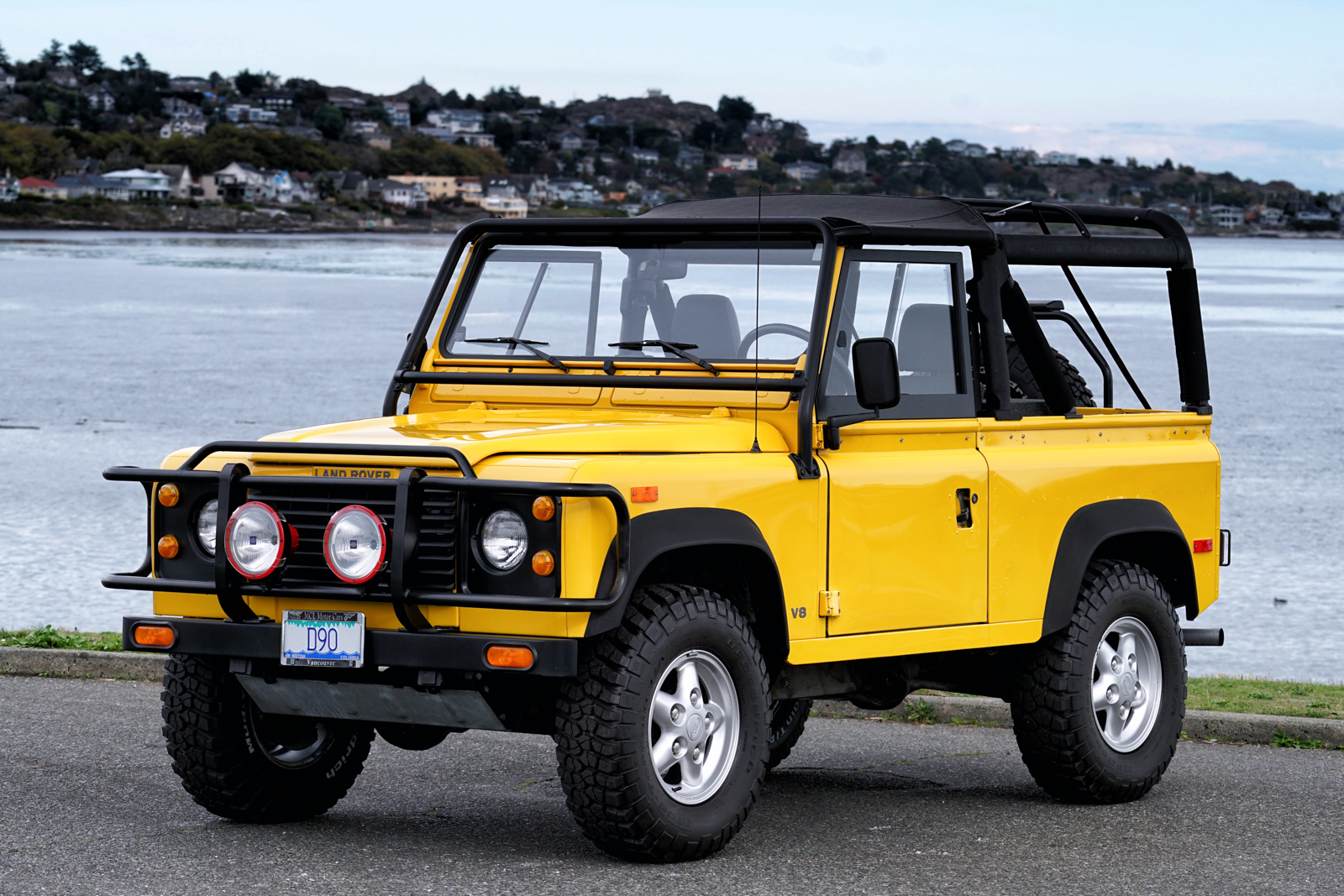 1994 Land Rover Defender 90 NAS #58 for sale