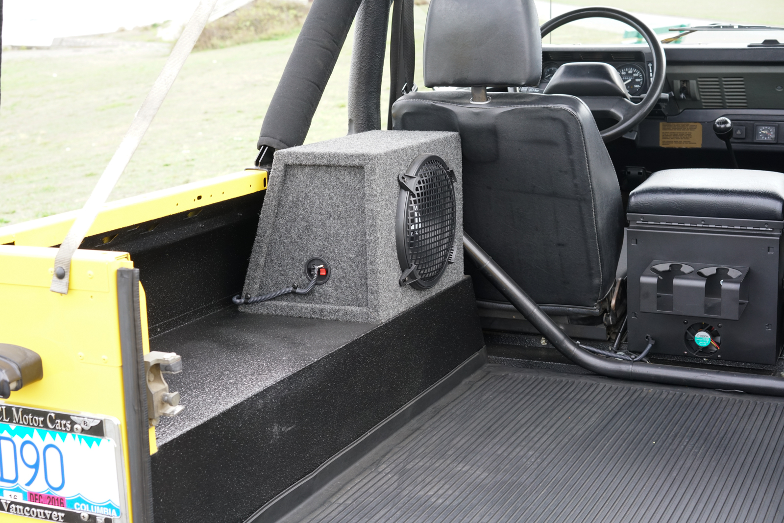 1994 Land Rover Defender 90 NAS #58 for sale