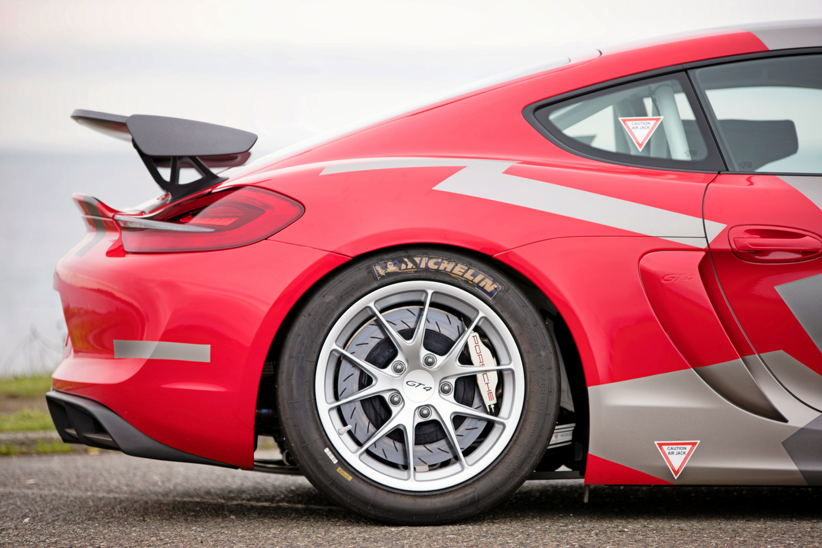 2016 Porsche Cayman GT4 Clubsport for sale