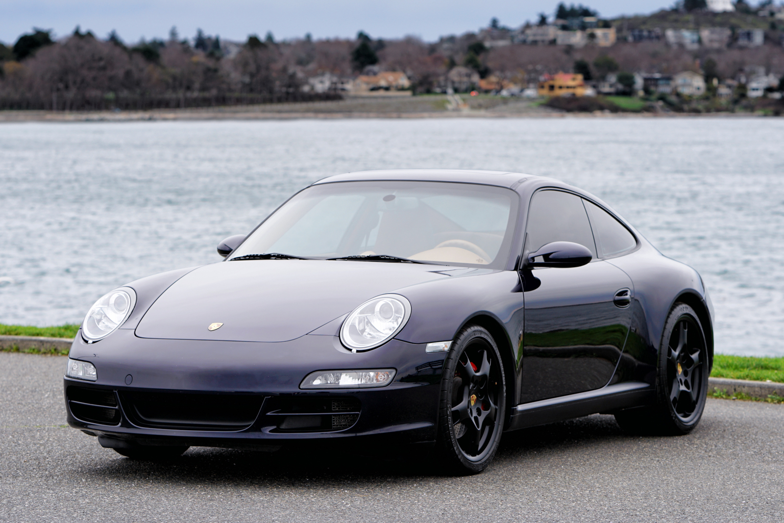 2007 Porsche 911 Carrera S Coupe for sale