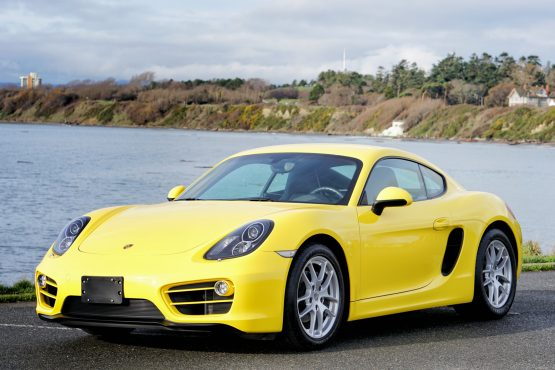 2014 Porsche Cayman For Sale | Silver Arrow Cars Ltd.