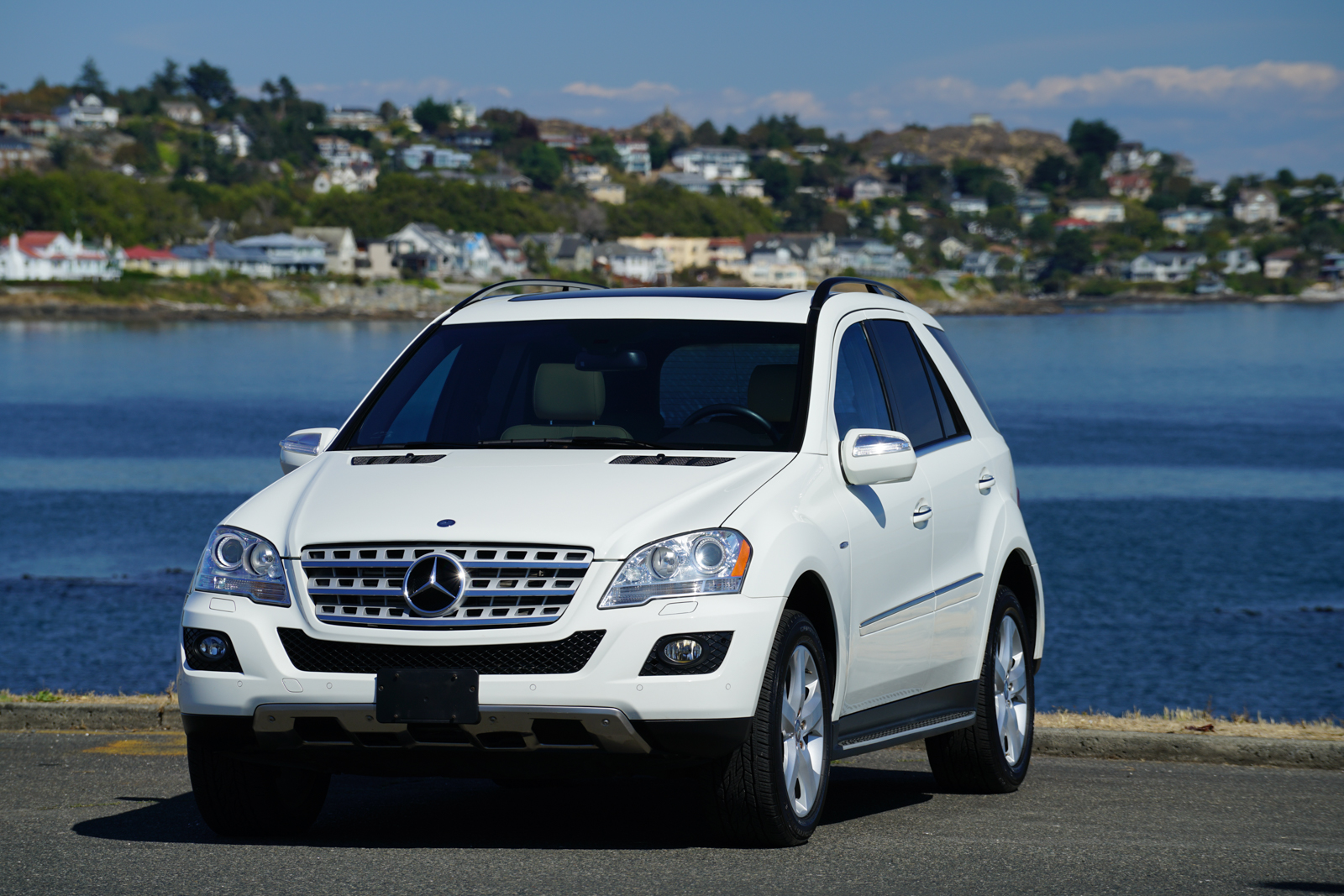 2010 mercedes benz ml350 cdi 4matic for sale silver for Ml mercedes benz