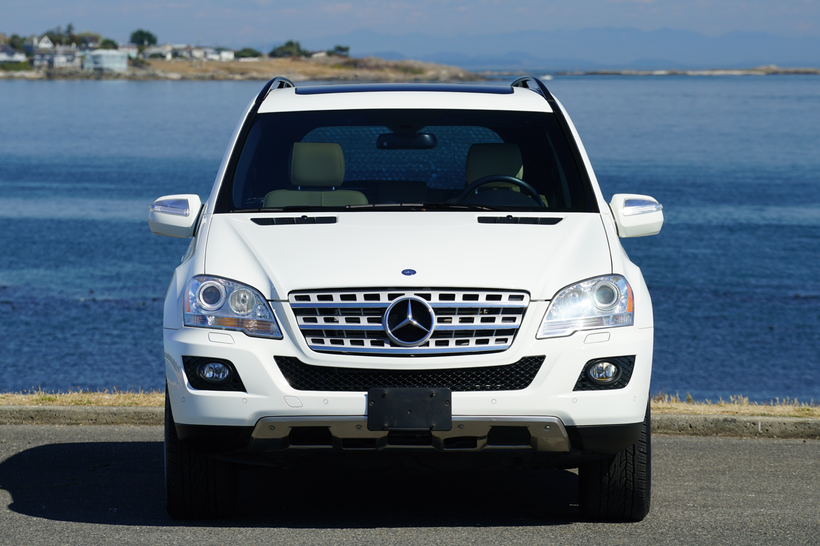 2010 mercedes benz ml350 cdi 4matic for sale silver