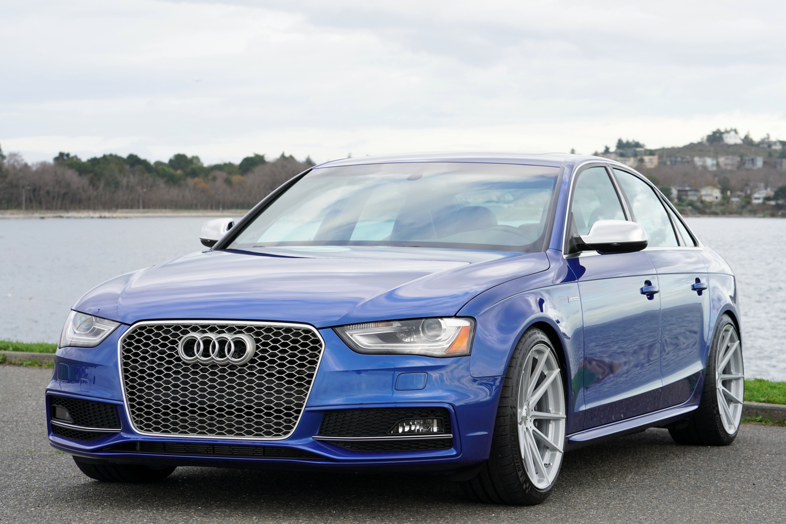 2015 Audi S4 3 0t Technik Quattro For Sale Silver Arrow